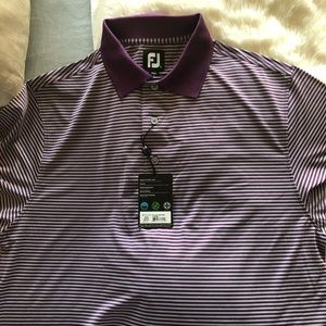 FootJoy pro dry performance golf shirt